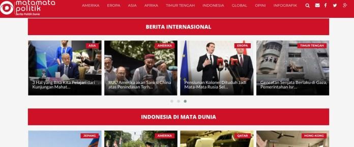 Hasil gambar untuk Matamatapolitik
