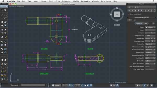 autocad architecture for mac download