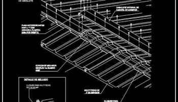 Roof Details V2 – Architectural Autocad Drawings,Blocks