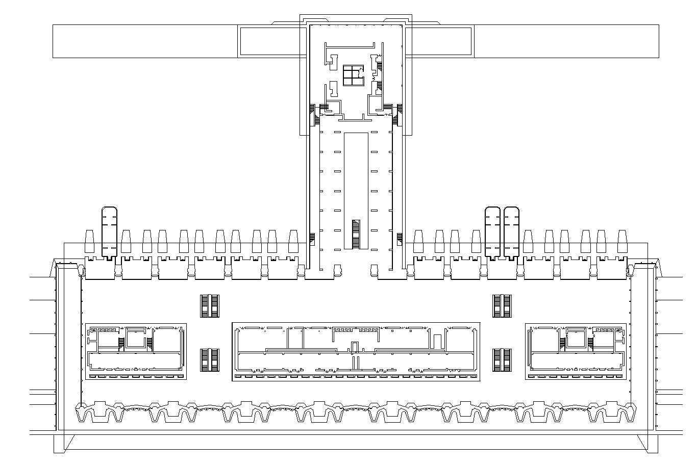 Free Washington Dulles International Airport Drawing Architectural Block Diagram Images Download The Dwg Files Are Compatible Back To Autocad 2000 These Cad Drawings Now