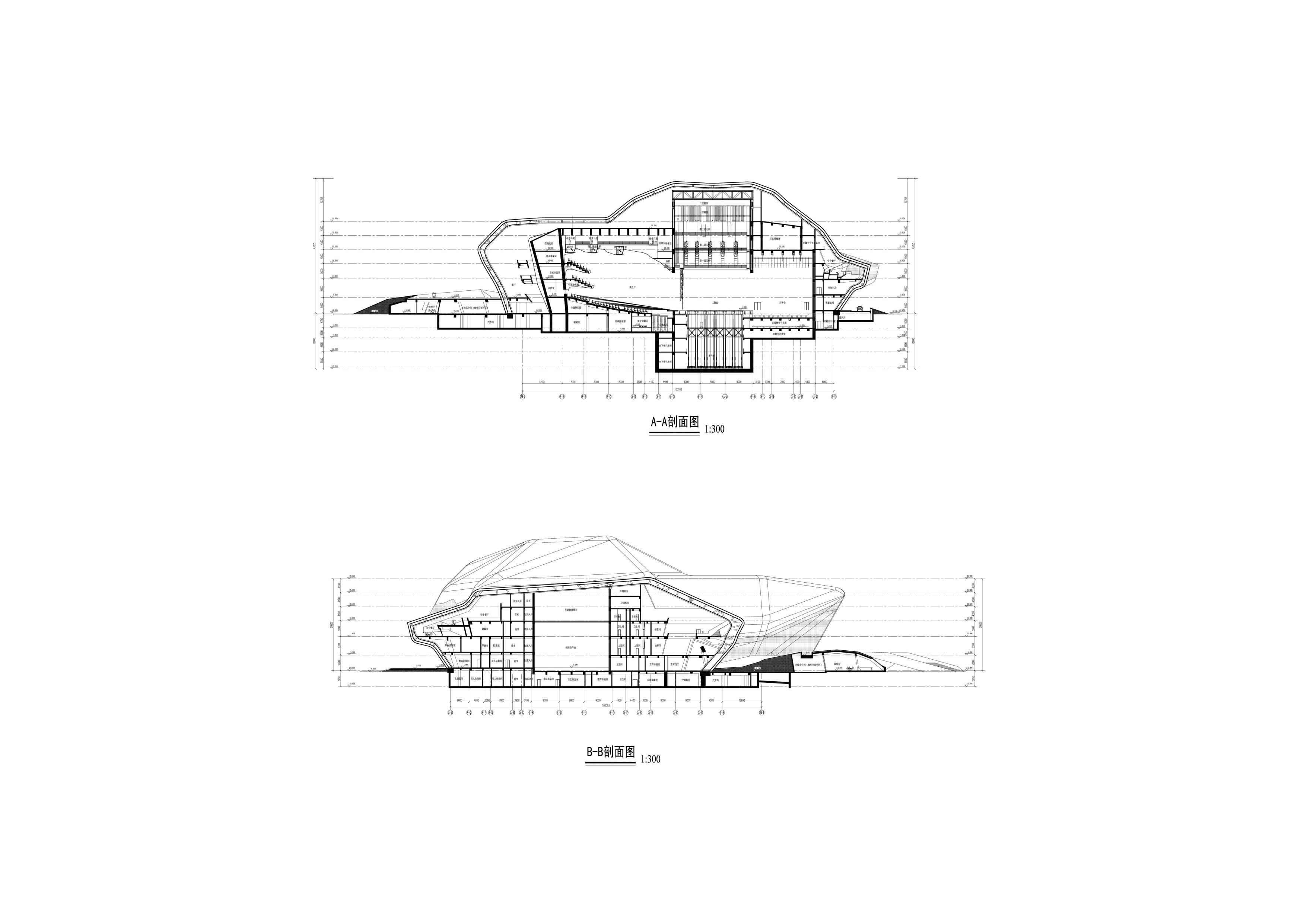 Zaha Hadid-Guangzhou Opera House – China