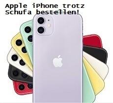 Apple iPhone 12 mit neg. Schufa