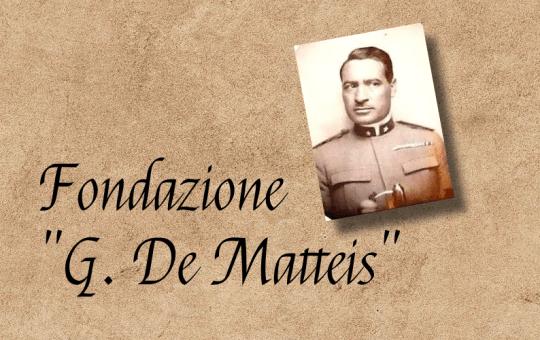 Fondazione G. De Matteis