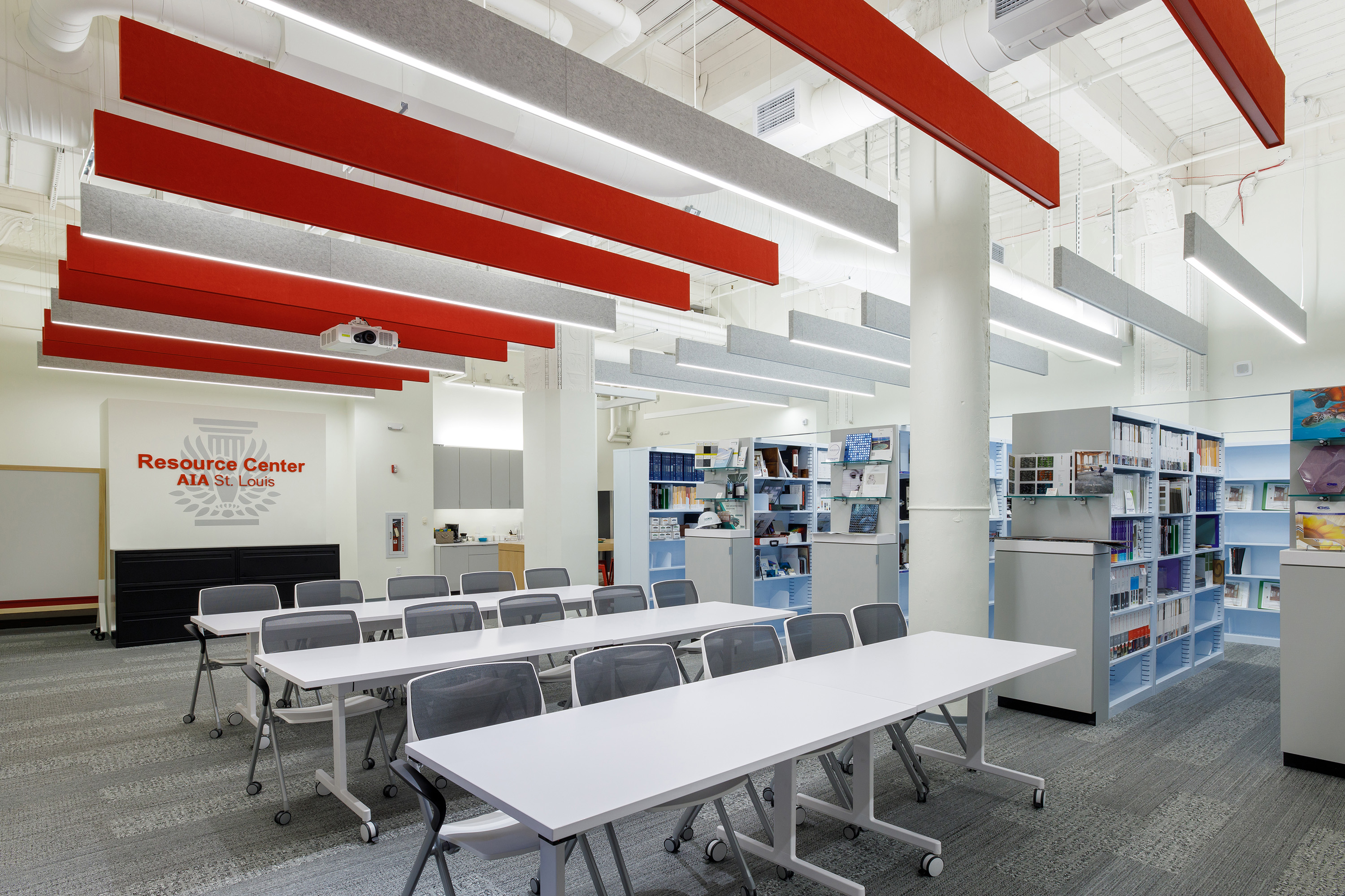 the resource center aia st louis