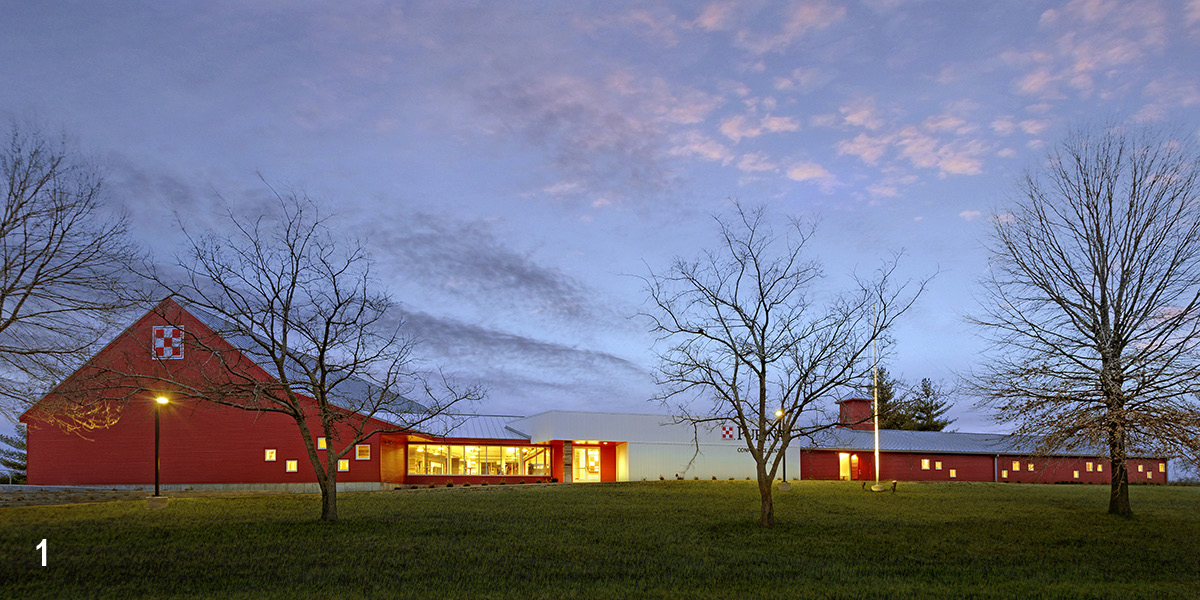 Purina Animal Nutrition Center  2015  Design Excellence