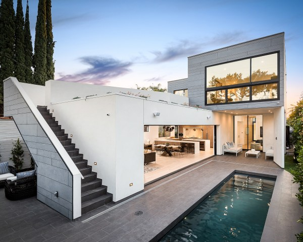 Residential Architecture Award Winners 2018 Aia Los Angeles