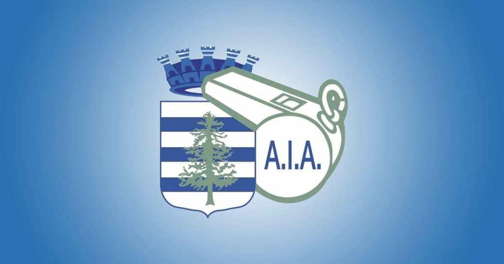 Il vecchio logo dell'AIA Pinerolo.