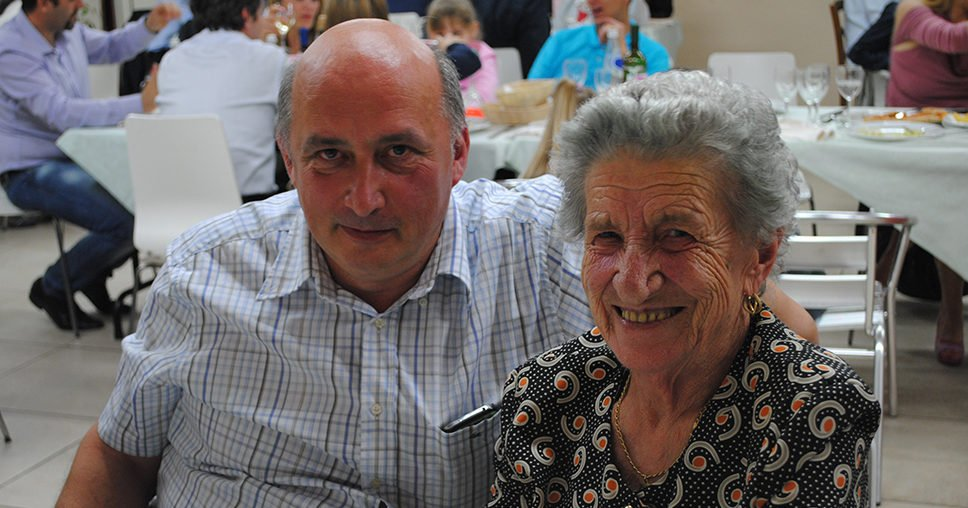 Dario e la cara Mamma