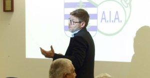 Gianmario Cuttica durante una nostra RTO.