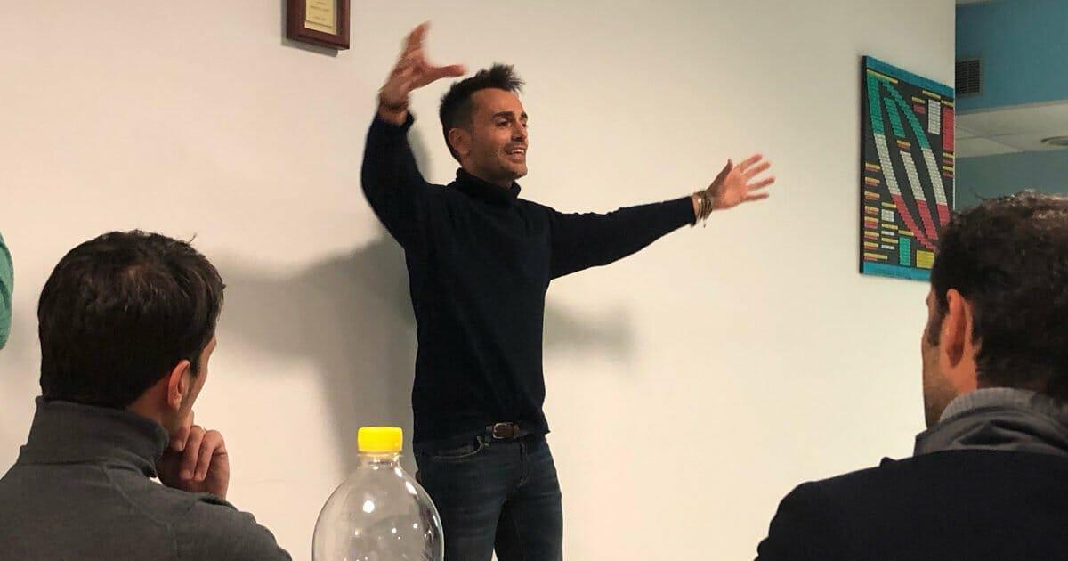Lorenzo Manganelli in esposizione!