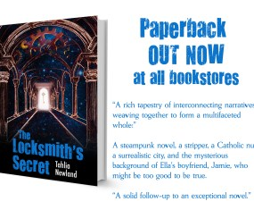 The Locksmith's Secret is now available in Paperback.