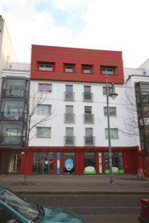 2005- 06 Fassadenegstaltung Geiststraße Detail