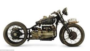 Brough Superior 750cc BS4