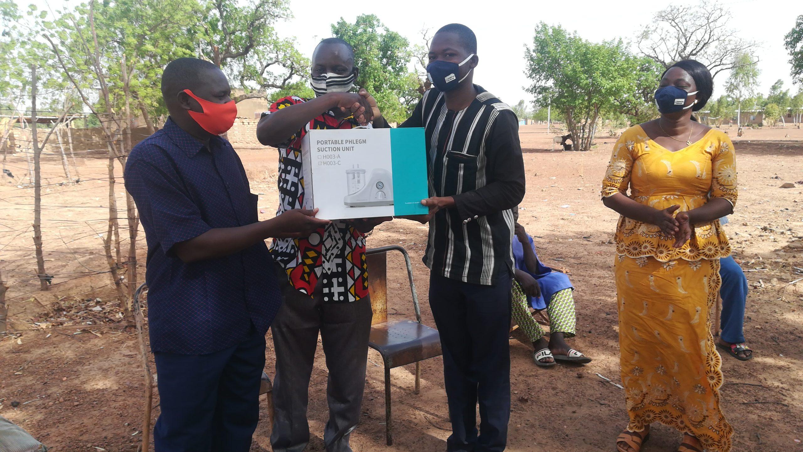 Decazeville. Aventure familiale et projet humanitaire au Burkina Faso