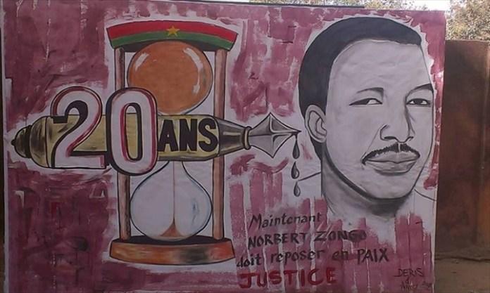 20e  anniversaire assassinat de Norbert Zongo: La société civile burkinabè se mobilise