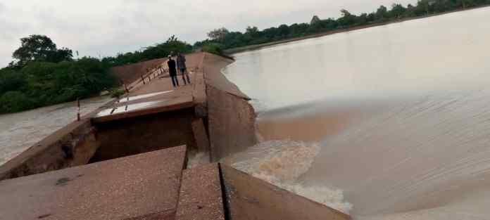 Rupture du barrage de Zeguedeghin, province du Namentenga  : Le ministre de l'Eau promet sa
