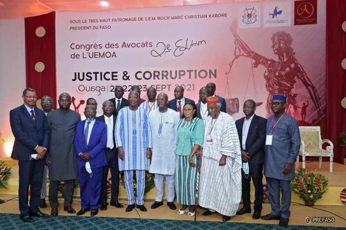 2ème congrès des avocats de l'espace Union économique et monétaire ouest Africaine (UEMOA) : La