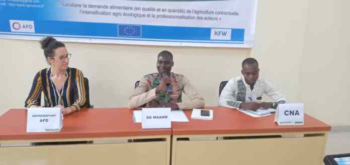 Burkina : « L'agro-écologie reconnue comme un levier d'une agriculture durable », selon le