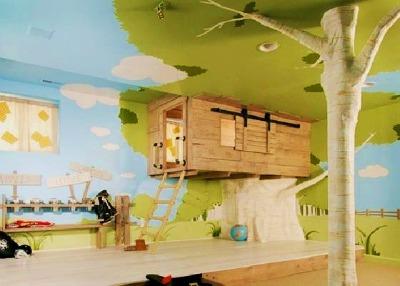 Hai mai pensato di decorare la camera del tuo bambino