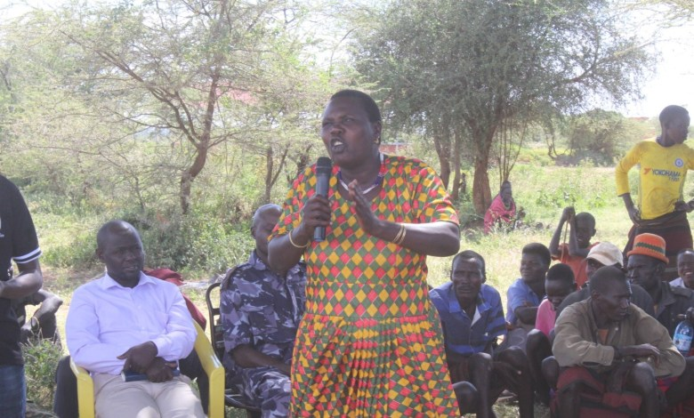 Photo of Moroto Women Leaders Fight Early Marriages Amidst COVID-19