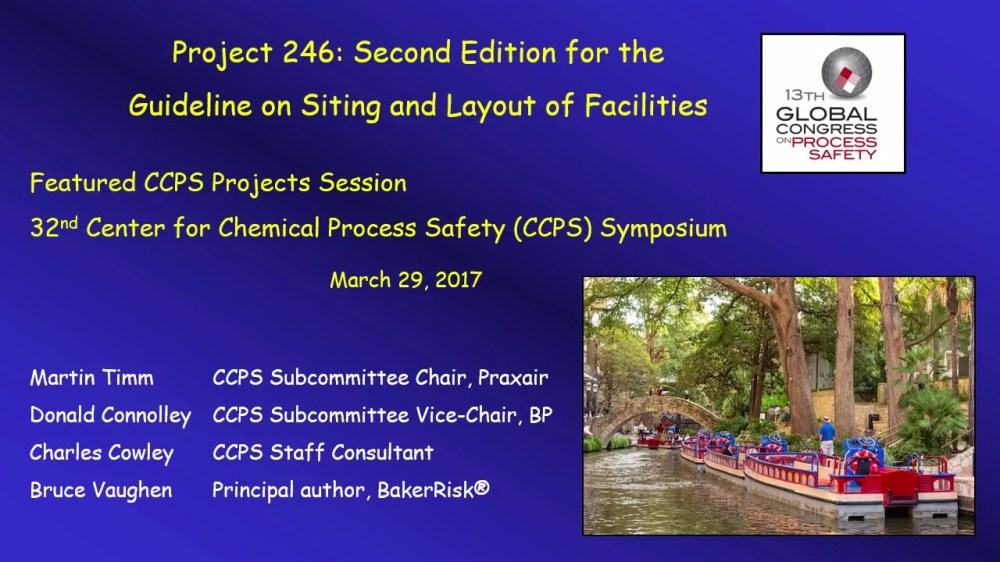 medium resolution of ccps project 246 2nd edition guidelines for siting and layout of facilities