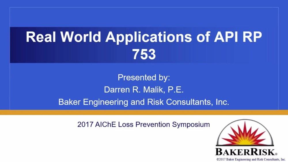 medium resolution of real world applications of api 753