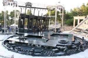 Edyp Król, Teatr Epidauros, 2005
