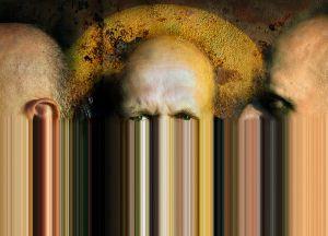 Autoportret z nimbem