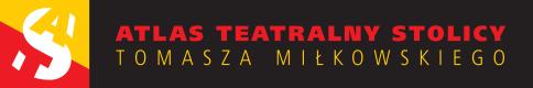 Logo Atlasu teatralnego