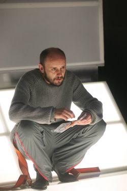 Woronowicz jako Snaut