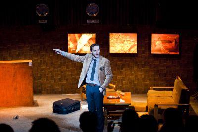 Aktor w Teatrze Narodowym
