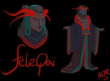 Feleqai