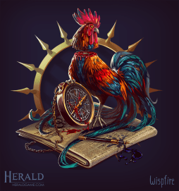 Herald Rooster