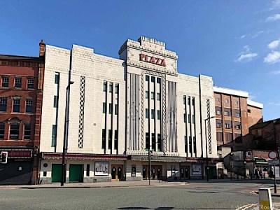 The Plaza Cinema, Stockport