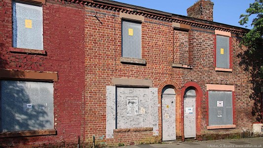9 Madryn St Liverpool, home of Ringo Starr