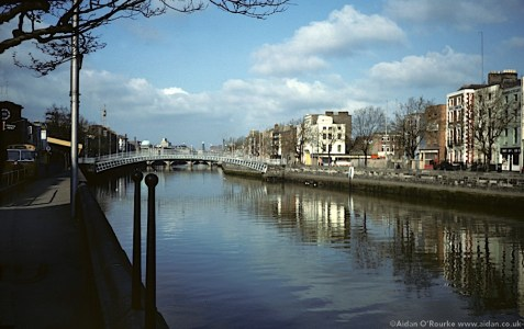 Dublin Quays 1981
