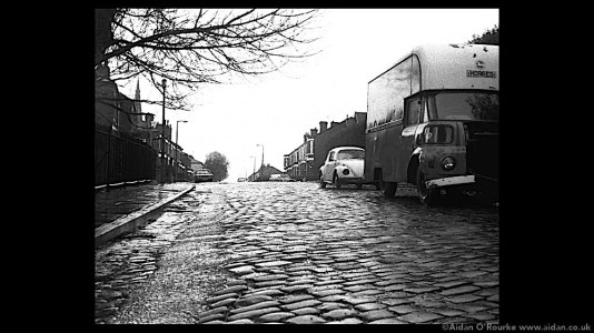 Grenville St Stockport 1984