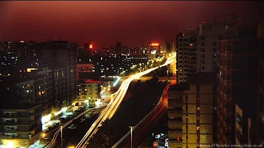 Abu Dhabi Airport Road 1995