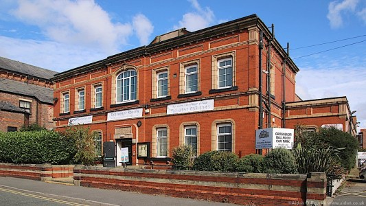 Grosvenor Ballroom Liscard, Wirral