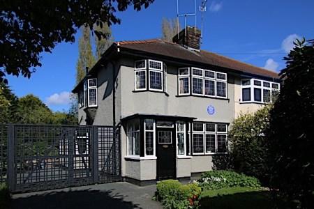 Mendips childhood home of John Lennon