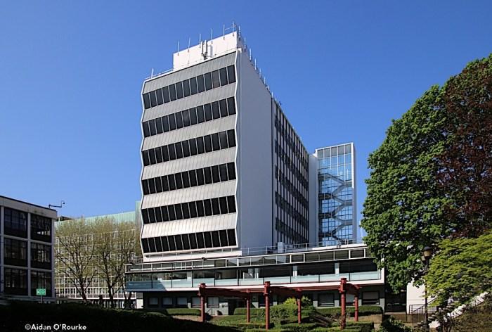 Manchester University (former UMIST) Renold Building 06.05.2018
