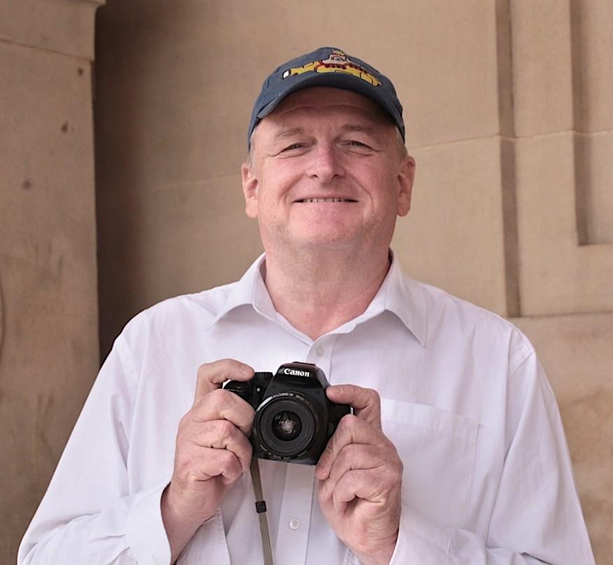 Aidan O'Rourke photographer - Liverpool