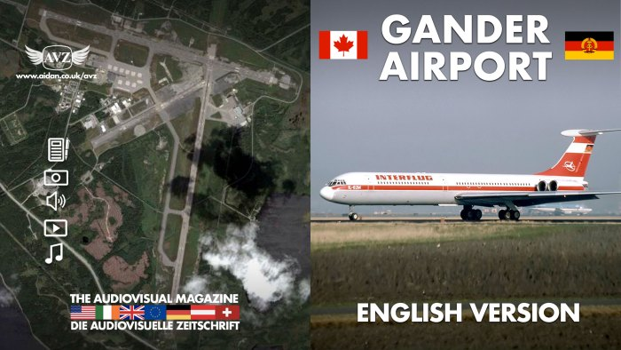 Gander Airport - English version