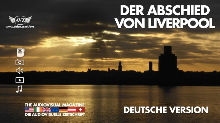 Der Abschied von Liverpool - interview with Zinney Sonnenberg - German version