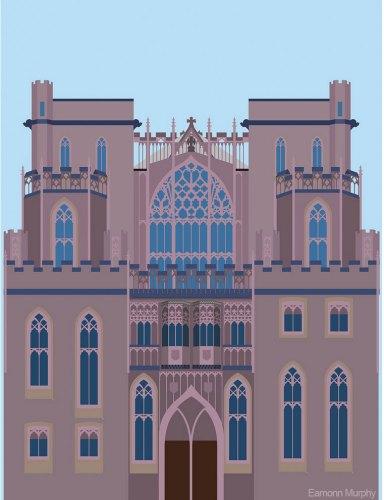 The John Rylands Library by Eamonn Murphy