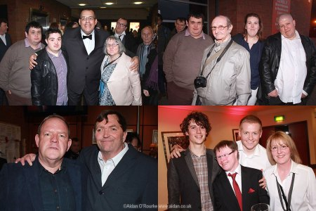 Charlie's Plan private screening cast and guests