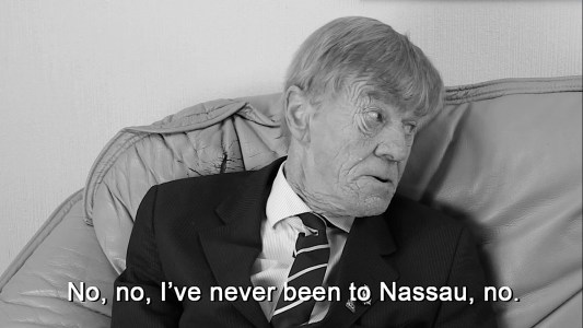 No, I've never been to Nassau.