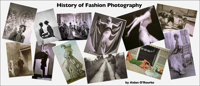 History of Fashion Photography Images