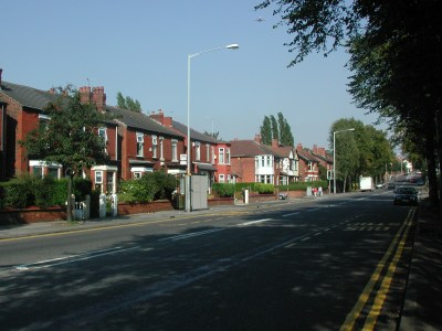 Edgeley Road, Cheadle Heath, Stockport