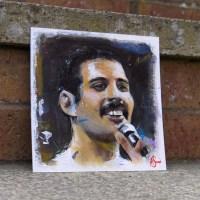 """Freddie Mercury"" 3/100"